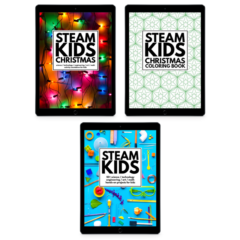 Steam Kids Christmas Ebook Bundle