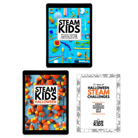 steam-kids-halloween-ebook-bundle