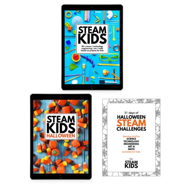 steam-kids-halloween-ebook-bundle