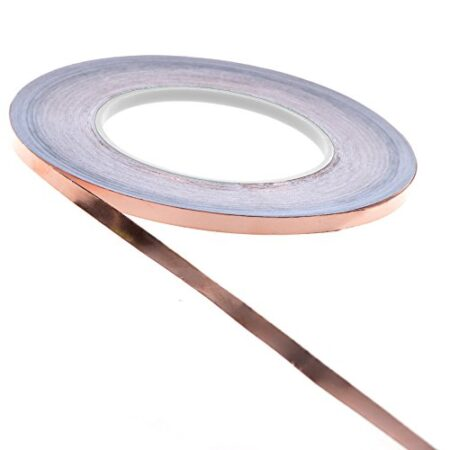 BCP-Single-sided-Conductive-EMI-Shielding-Copper-Foil-Tape-14-Inch-X-55-Yds-0