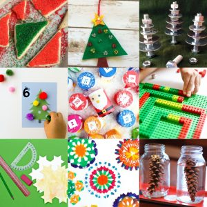 steam-kids-christmas-activity-collage