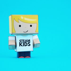 STEAM Kids 3D Paper Doll 800x533