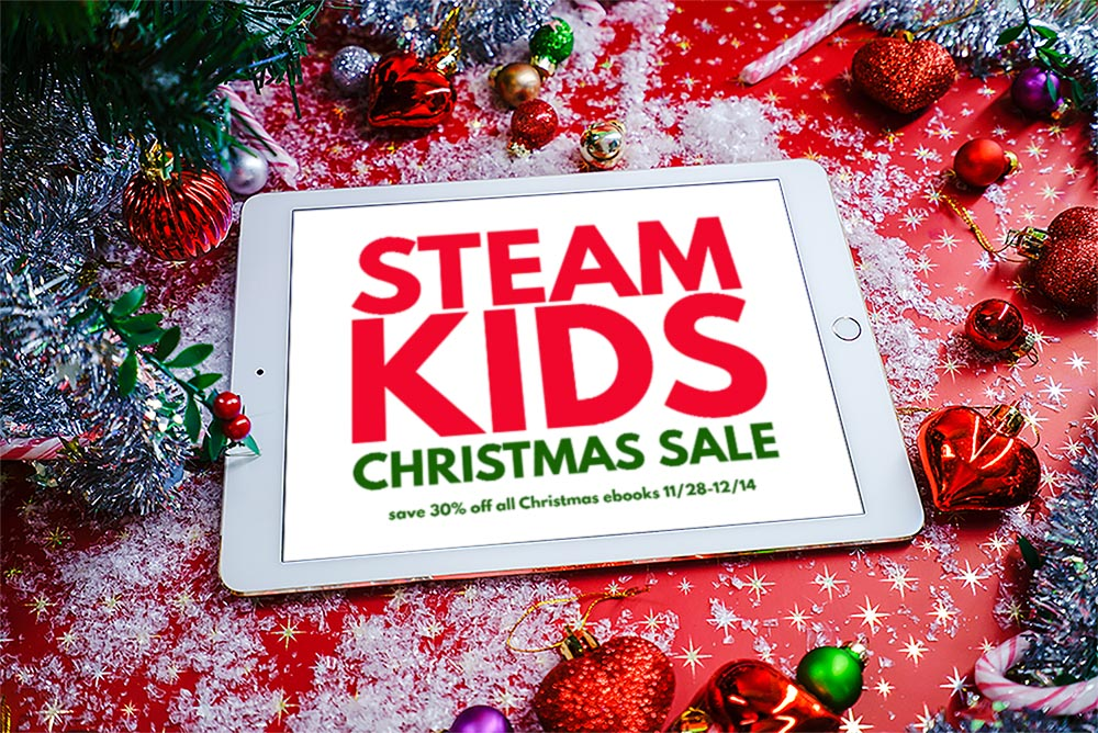 Christmas STEAM Kids Sale