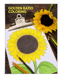 Golden Ratio Coloring Book (Left Brain Craft Brain)