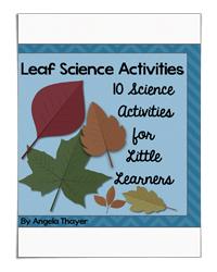 Leaf Science Activities (Teaching Mama)