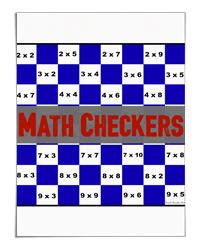 Math Checkers (Teach Beside Me)