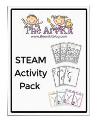 STEAM Activity Pack - The Art Kit