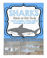 Shark Unit Study (Royal Baloo)