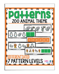 Zoo Patterns (Life Over C's)