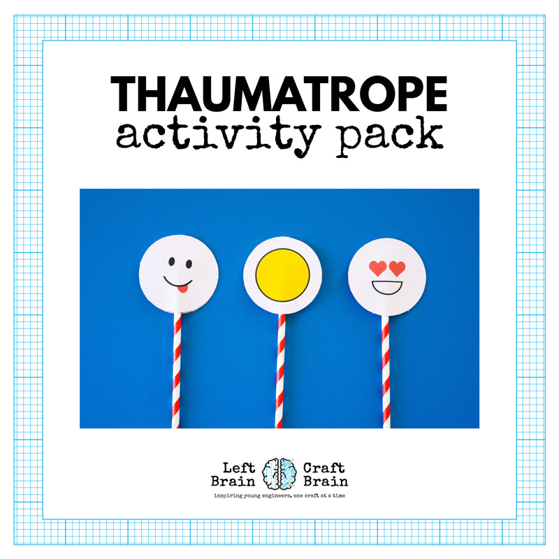 photo regarding Thaumatrope Printable identify Thaumatrope Video game Pack Printable