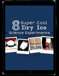 8 Super Cool Dry Ice Experiments ipad