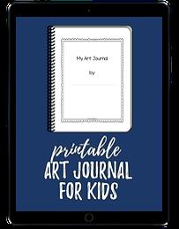 Art Journal for Kids ipad