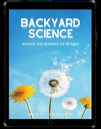 Backyard Science ipad