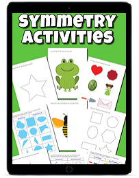 Basic Symmetry Activities ipad