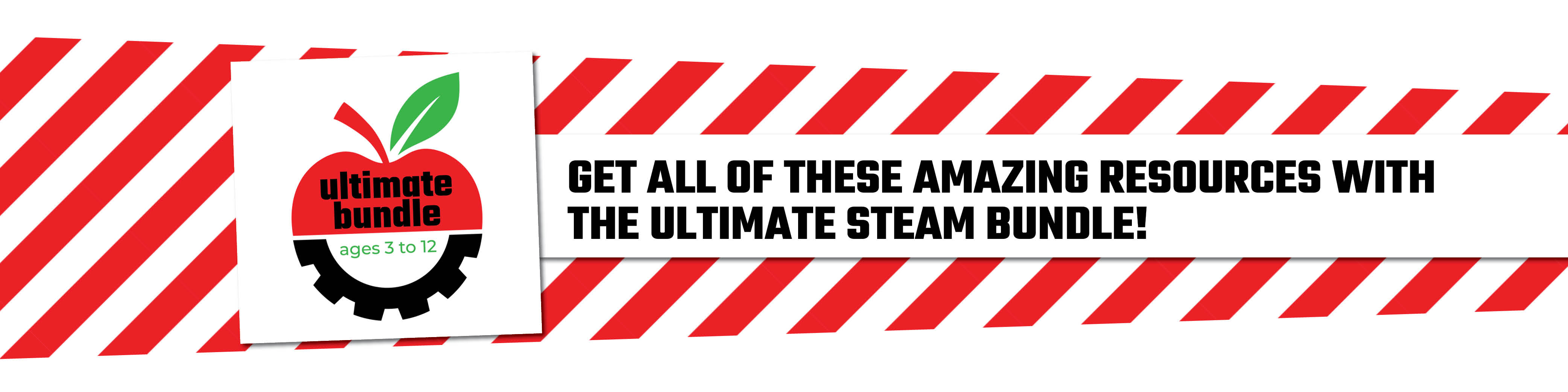 Get all of these amazing resources with the ultimate steam bundle 2000x400