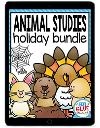 Holiday Animal Studies Bundle ipad