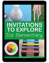 Invitations to Explore for Elementary ipad