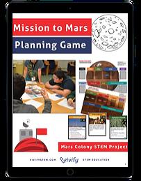 Mission to Mars Planning Game ipad