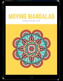 Moving Mandalas ipad