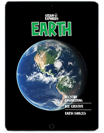 STEAM Explorers Earth ipad