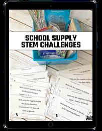 School Supply STEM Challenge