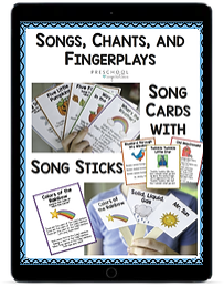 Songs Chants and Fingerplays ipa